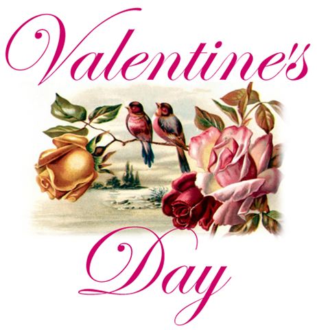 Valentines-day-clip-art-with-lovebirds-painting vintageholidaycrafts