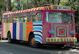 Yarn bus